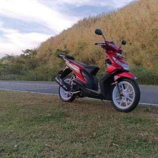 Honda Beat 2013 Model Motorcycle