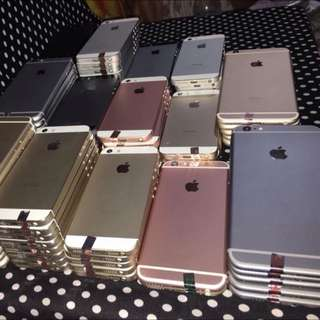 Selling Authentic Iphone Units