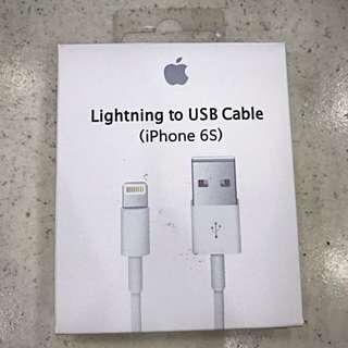 iPhone 全新充電線🔋