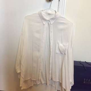 Garage White Shirt