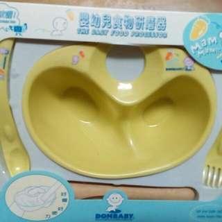 嬰兒食物研磨器