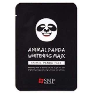 Animal Mask Panda SNP / Masker Animal Hewan Panda Original