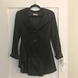 Moss And Spy Tux Blazer