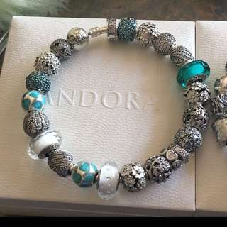 Genuine Pandora Charms!!!