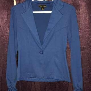 Blue Blazer - Super Comfy