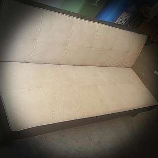 Amart Couch +Fold Down Bed