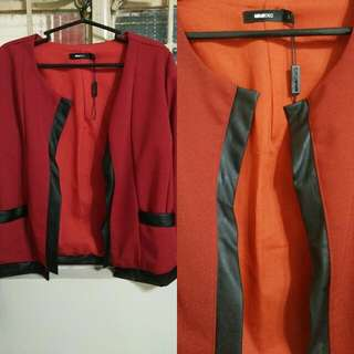 Brand New UNAROSA jacket/blazer