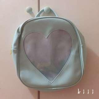 💯降💯愛心後背包