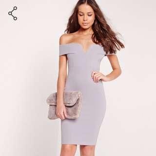 Grey Dress Size 6