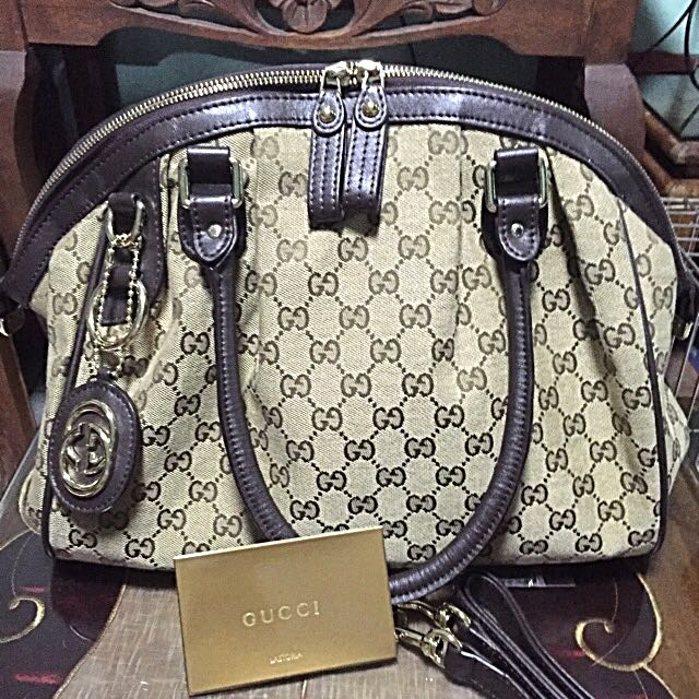 Repriced😃Authentic Gucci Bag