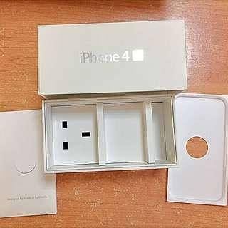 Iphone 4S Box Original For Sale