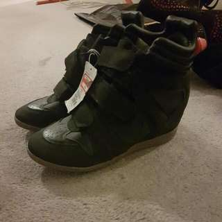 Brand New With Tags High Tops