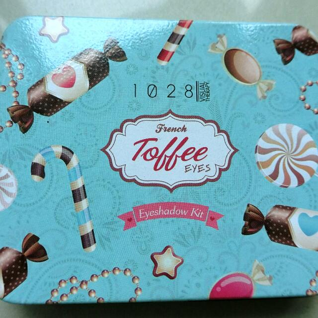 1028太妃糖眼影盒