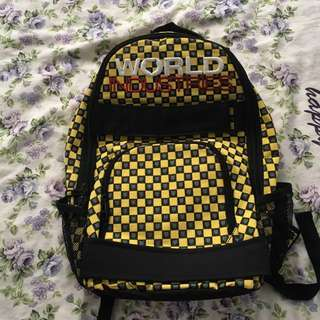 World Industries Bag With A Skateboard Holder
