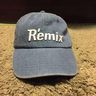 Remix丹寧老帽