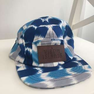 Tee Ink Virgin Islands Flexfit Five Panel