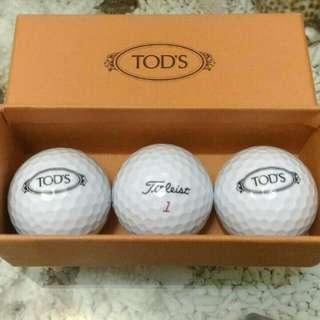 🚚 限量 TOD'S高爾夫球組