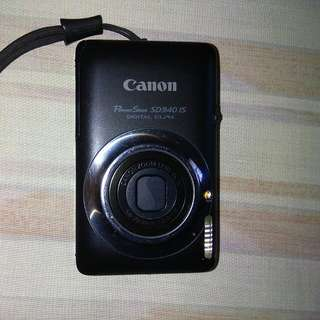 Canon PowerShot SD940 IS digicam