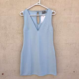 ASOS Ribbed Bodycon Dress