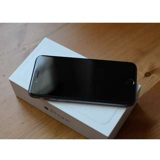 iPhone 6 Space Grey 128GB