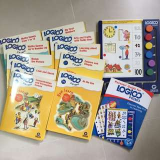 LOGICO PRIMO Set - Educations Learning Material