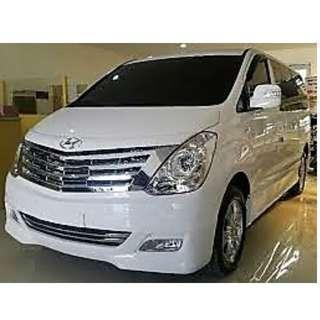 Hyundai Grand Starex 2.5 (A)