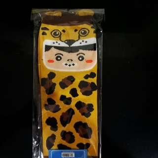 Kaos Kaki Leopard