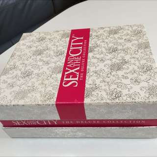 Sex And The City Deluxe Box Set