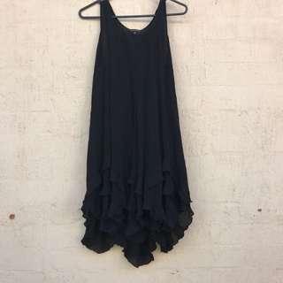 Portmans Ruffle Dress