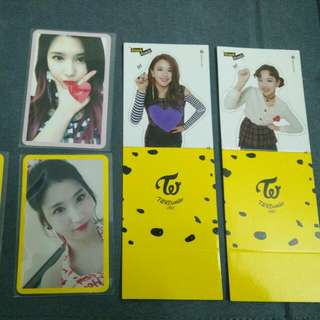 (Trade) Twice Knock Knock Photocards And Goods