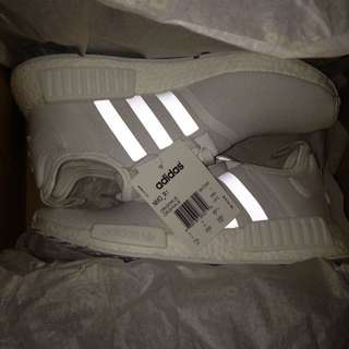 *PRICE DROPPED* Adidas NMD R1 Triple White Size 7.5M