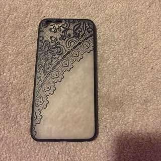 Lace Detail Case - iPhone 6plus