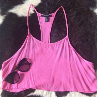 Pink Forever21 Top