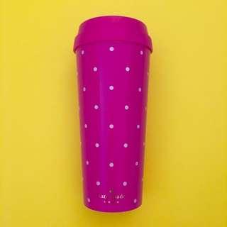 KATE SPADE Pink Tumbler