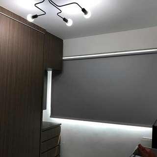 Blackout Blinds / Curtains