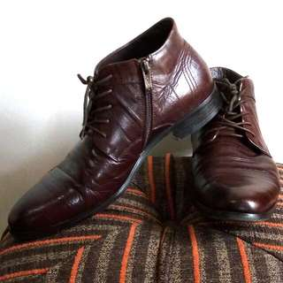 Sepatu Pierre Cardin Boot