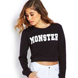Forever21 Crop Top