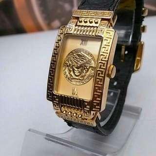 Giann Versace 18K金手錶