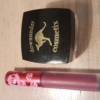 Lime Crime And Downunder Cosmetix