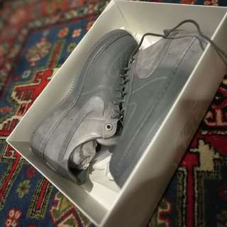 Nike Air Force 1 Pigalle Size 9us Fits Size 9.5/10