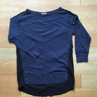 Gap 3/4s blouse XS