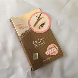 Etude House Color My Brows #4