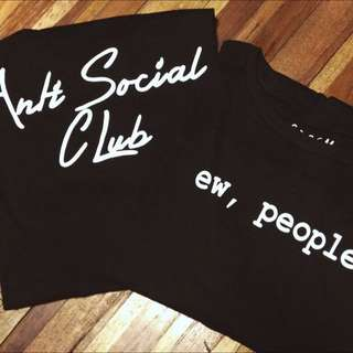 Ew, People - Anti Social Club