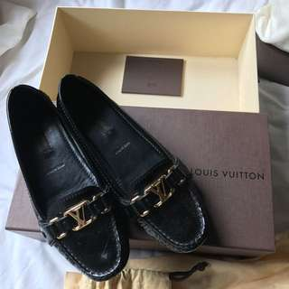 Louis Vuitton Oxford Loafers