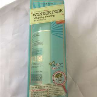 Etude House Wonder Pore Whipping Foaming