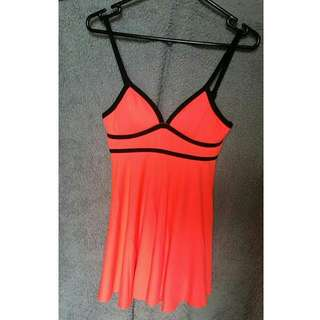 Mooloola Coral Dress