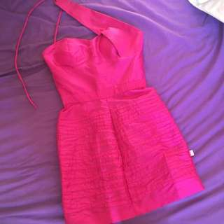 Emanuella Dress Gasp Size Xs Pink