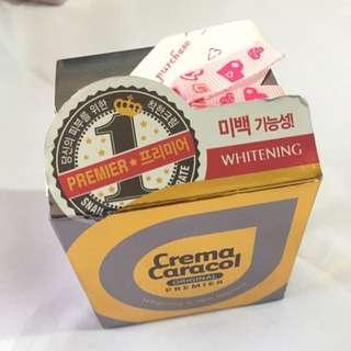 Crema Caracol Snail Cream