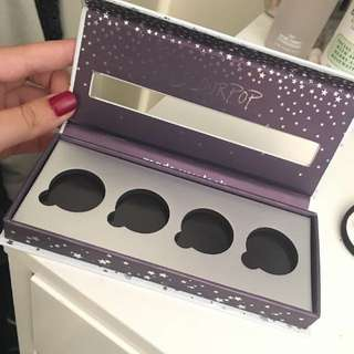 Colour pop Eyeshadow Case