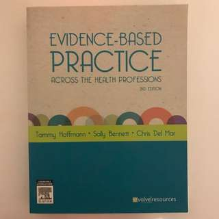 evidence-based practice across the health professions 2nd edition